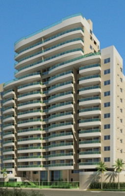 Terrazas Del Mar - Apartamento 2 ou 3 qtos em Jardim Camburi Vitória ES