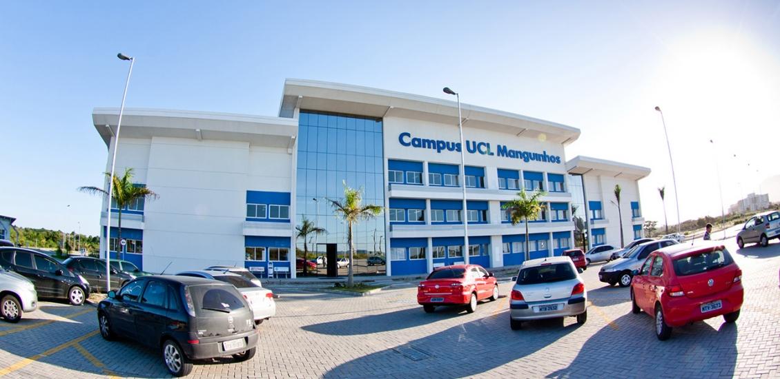 Faculdade UCL - Manguinhos - Salas Comerciais em Laranjeiras  Serra ES
