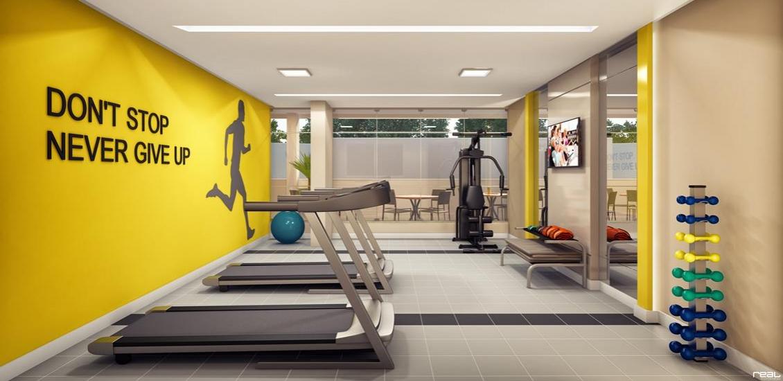 Vogue Enseada - Fitness