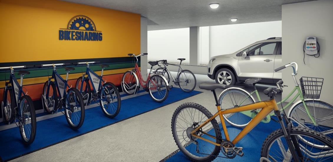 Vogue Enseada - Bike Sharing