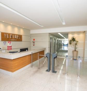 Ventura Office Salas de Escritórios em Laranjeiras na Serra